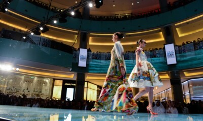 Vogue Fashion Dubai Experience – Runway Show