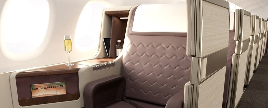 Also On The Cards For At Least Middle Seats Is A Double Bed According To Qatar Airways CEO Akbar Al Baker Who Promises It Will Frankly Be First