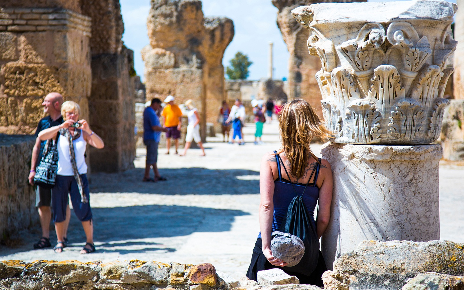 tourism in tunisia Tunisia is a country located at the tip of north africa and separated from europe by the mediterranean sea, the italian coast are separated by less than 200 kilometers from the tunisian coast.