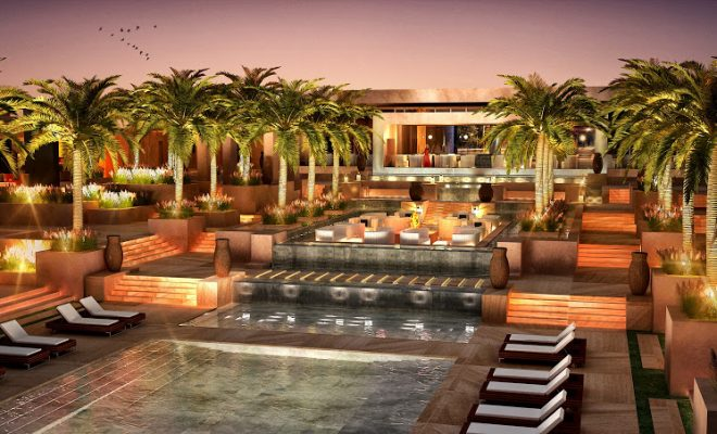 Would you like to visit the top 5 luxury hotels in morocco - Hotel 5 estrellas marrakech ...