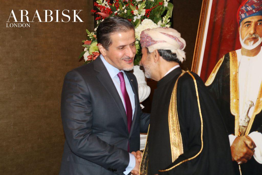 Qatari Ambassador to London