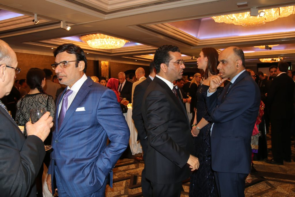 UAE Ambassador to London