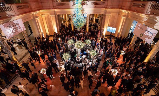 Uae Embassy In London Celebrates 47th National Day