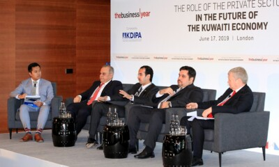 The Role of the Private Sector in the Future of the Kuwaiti Economy- London 2019