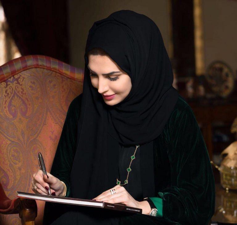 Qatari Businesswoman Buthaina Al-Ansari in Exclusive Interview