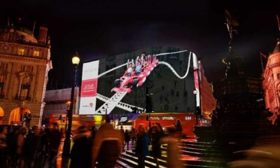 Abu Dhabi Breaks A Record of Largest Augmented Reality Screen in London- Arabisk London Magazine