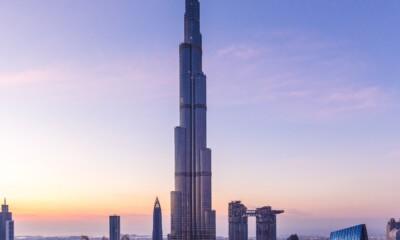 Burj Khalifa named among world's most visited attractions According to Uber Data- Arabisk London Magazine