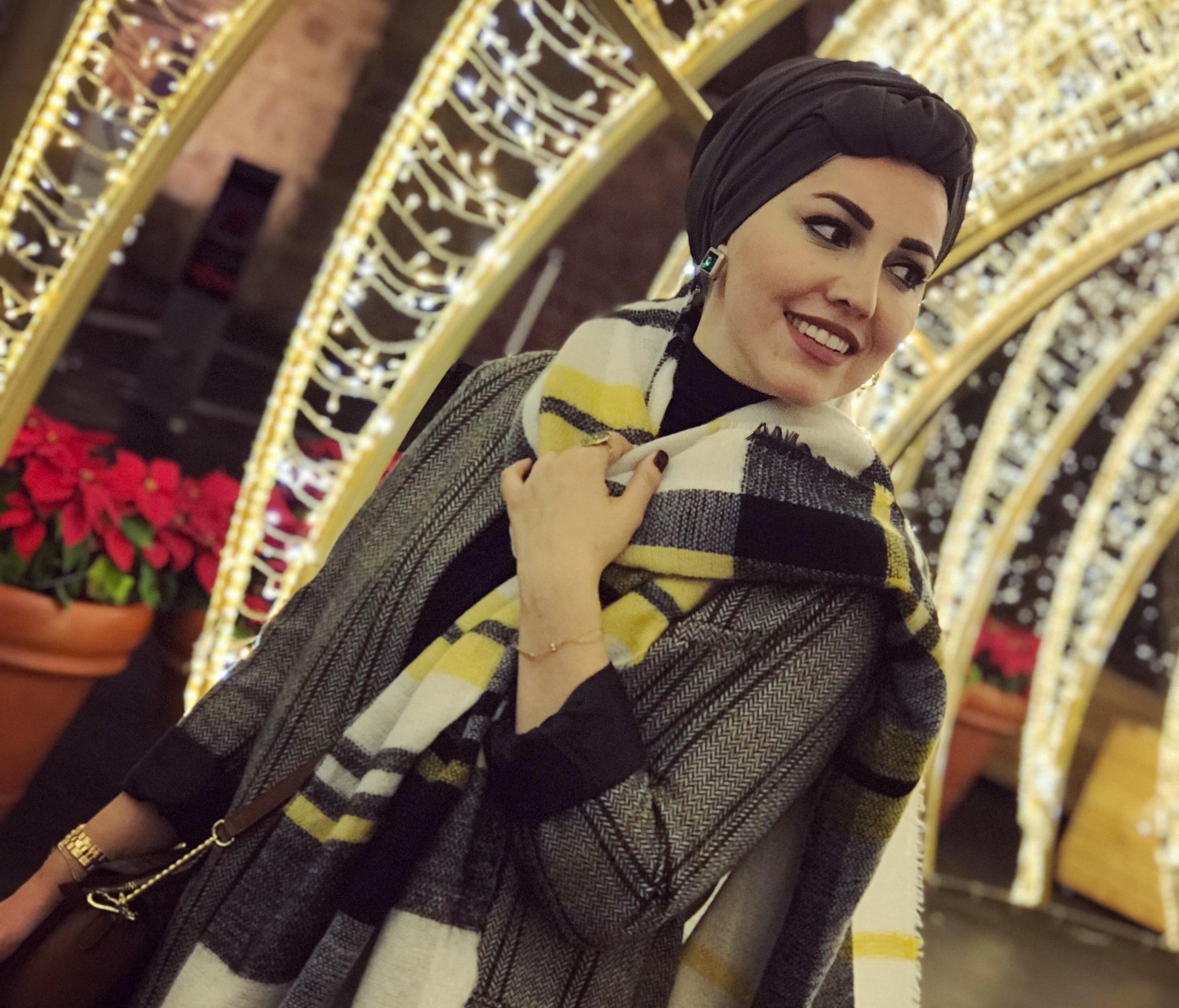 Rasha Albeick – Arabisk London Magazine3