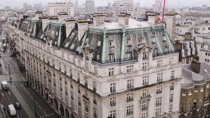 Talks about Selling Ritz Hotel in London to Saudi Investors- Arabisk London Magazine