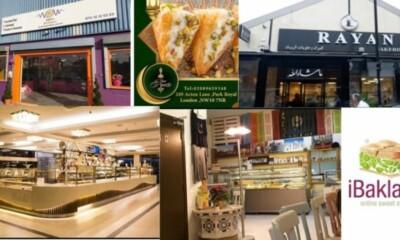 Arabic Sweeta in London