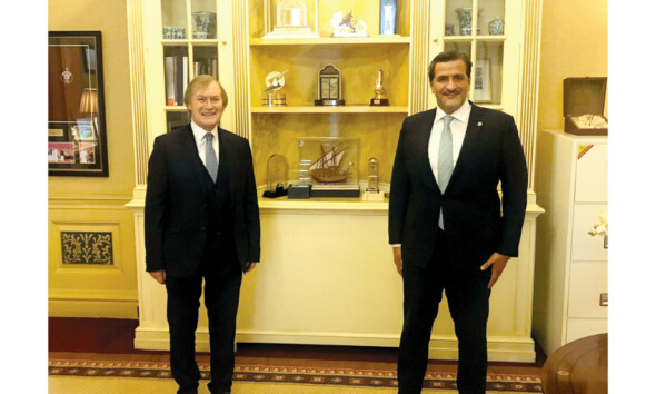 Qatar and the UK, 2022 world cup, agreements, and future investments