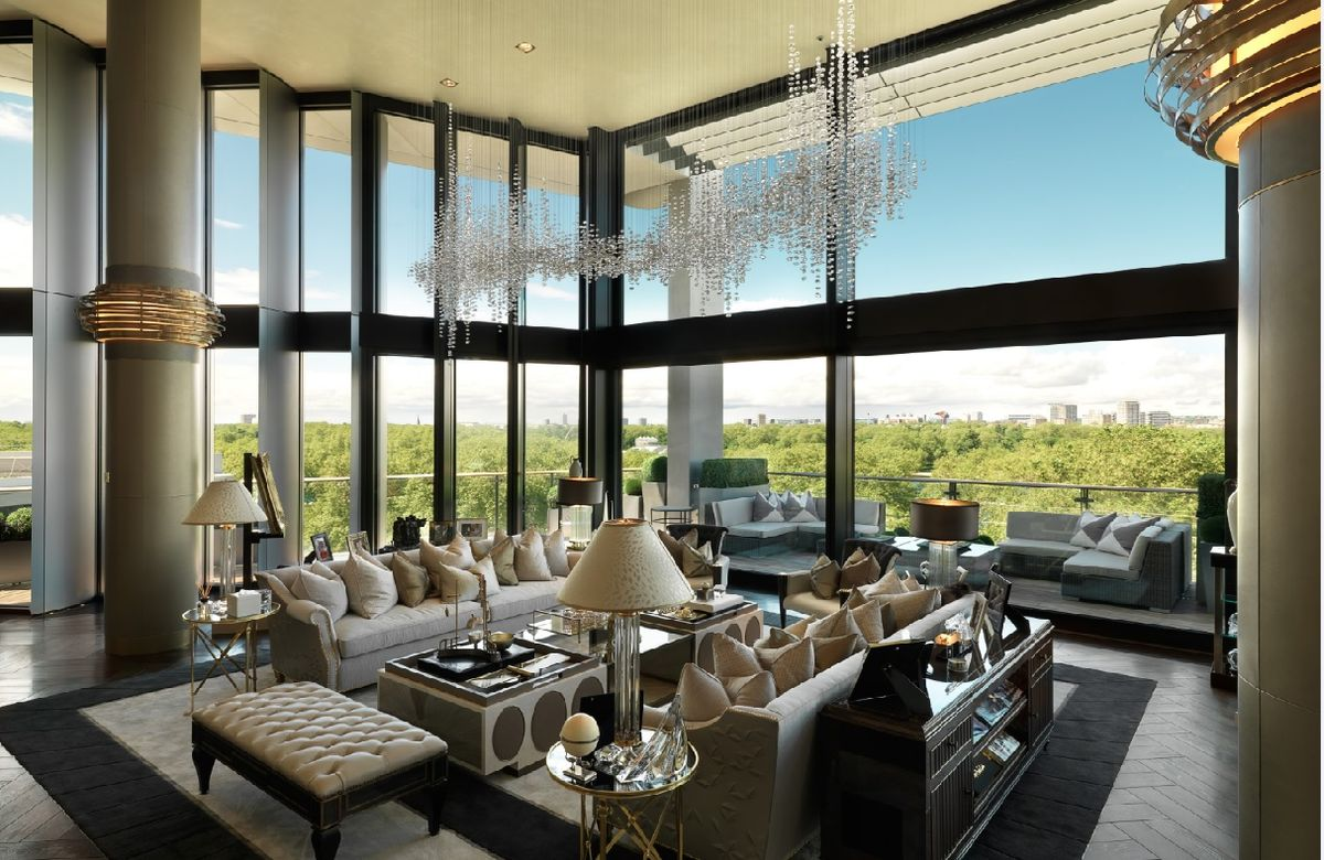 Most Expensive Penthouse in London awaits its New Owner