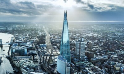 Qatar tops Gulf Countries' investments in the United Kingdom. The Shard, London's Tallest Building, is among Qatari investments.
