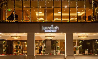 The Carlton Tower Jumeirah reopens on June 1st in London