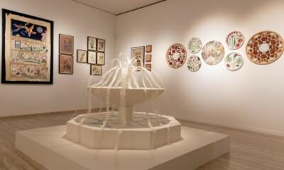 Making Paradise exhibit: 'Garden of Eden' is in London