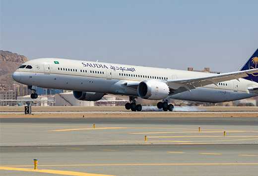 Saudi-Airlines